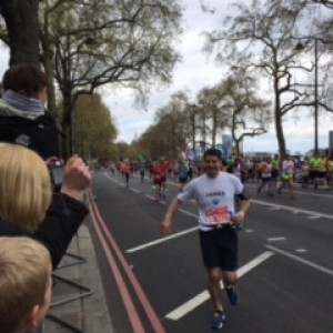 James marathon 3